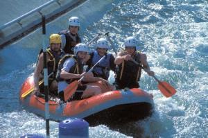 Rafting Arras