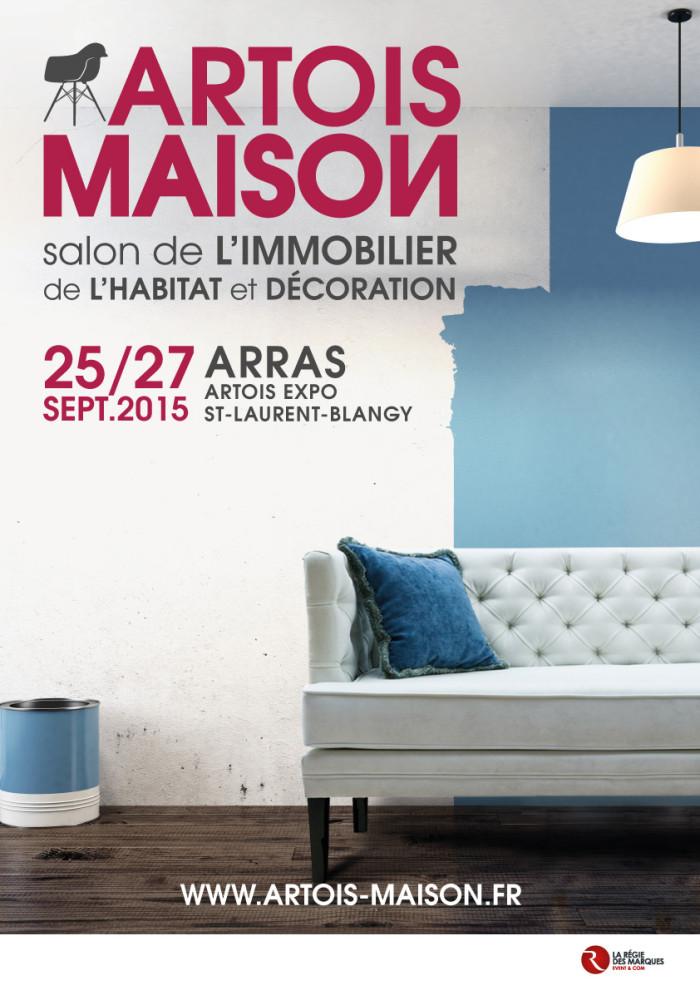Artois maison salon de l 39 immobilier de l 39 habitat et for Salon immobilier arras