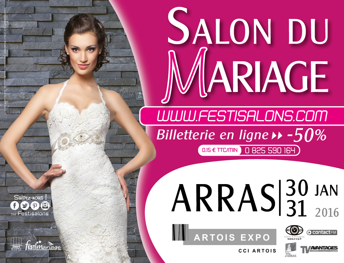 salon du mariage d 39 arras artois expo centre d On salon arras